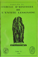 CHEL LESSINES - Annales Tome Vi-St Mansuėte - Belgio