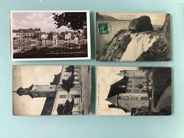 MONTLUÇON — Lot De Huit Cartes Postales - Montlucon