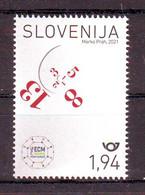 Slovenia 2021 ECM 2020 PORTOROZ MNH - Slovenia