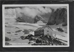 AK 0749  Adamekhütte Mit Gosaugletscher Und Dachstein Um 1936 - Traun