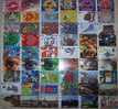 Nice Collection Of 50 DIFFERENT Cards From LATVIA Lettland La Lettonie Letonia, Chip Magnetic - Collezioni
