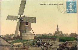 D44  SAVENAY  Ancien Moulin Bannal - Savenay