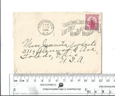 New Zealand Wellington To Toledo Ohio USA Nov 4 1925 See Description .......(Box 5) - Covers & Documents
