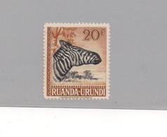 Ruanda Urundi  COB 145 MNH - 1916-22: Mint/hinged