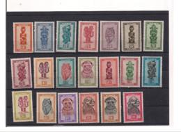 Ruanda Urundi  COB 154/72 MNH - 1916-22: Mint/hinged