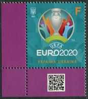 Ukraine 2021. #1914 MNH/Luxe. Sport. European Football Championship EURO-2020. Soccer (Ts60) - Ukraine