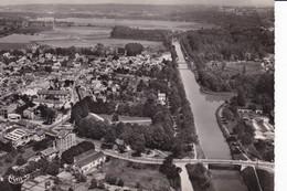 ESBLY - Vue Aérienne Sur Le Canal De Chalifert - Esbly