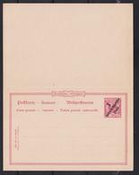 Deutsch Ost-Afrika    .    Postkarte     .  Ungebraucht     (2 Scans) - Kolonie: Duits Oost-Afrika