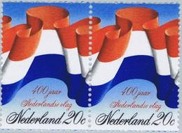 0963A ** - Cote 2,00 €  - Le Drapeau Hollandais à 400 Ans - Unused Stamps