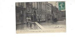 INONDATIONS DE PARIS  JANVIER  1910  QUAI DES TOURNELLES    *****     A  SAISIR **** - Alluvioni Del 1910