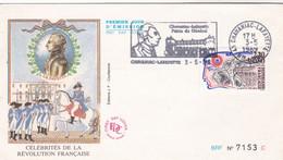 LAFAYETTE CELEBRITES DE LA REVOLUTION FRANCAISE 03/05.1989 (EST2) - Franz. Revolution