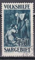 Saargebiet 1929 - Mi.Nr. 138 - Gestempelt Used - Used Stamps