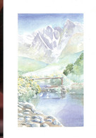 Aquarelle De Véronique Poulleau - Paintings