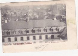 48438  -  Binche    école  Moyenne  Et  Panorama - Binche