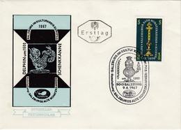 ÖSTERREICH 1967 - MiNr. 1239  FDC - FDC