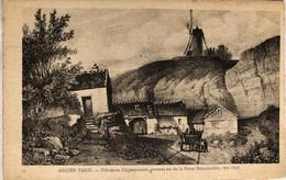 ANCIEN PARIS Lot De 20 Cartes Postales - Ohne Zuordnung