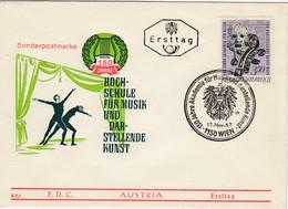ÖSTERREICH 1967 - MiNr. 1253  FDC - FDC