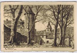 12 - Salles-Curan (Aveyron) - Eau Forte - Autres Communes