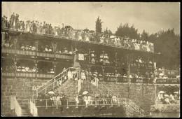 Croatia / Hrvatska: Abbazia (Opatija), Angiolina Seebad 1901 - Kroatië
