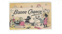 THEME ILLUSTRATEUR  GLION ? BONNE CHANCE ENFANTS   CHIEN          ****      A  SAISIR **** - Other Illustrators