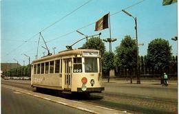 Tram  Laken  Houbalaan  TN 9276 - Strassenbahnen