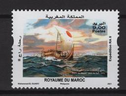 Maroc - Morocco (2021) - Set - /  Ships - Marocco (1956-...)