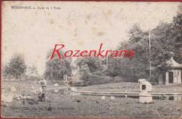 Willebroek Willebroeck Wicht In 't Park 1908 - Geanimeerd - Willebroek