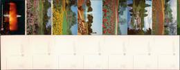 IGA 1962 Hamburg Leporelle Mit 8 AKs Ansichtskarten - Unclassified