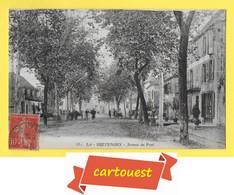 CPA BRETENOUX *** 46 *** Avenue Du Pont - Bretenoux
