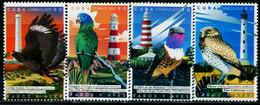 XG1127 Cuba 2017 Birds Parrot And Lighthouse 4V - Altri