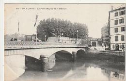 *** 64  ***  BAYONNE  Le Pont Mayou Et Le Réduit Neuve Excellent état éd Trèfle Peu Courante - Bayonne