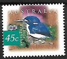 Australia - MNH ** 1997 :   Little Kingfisher -   Ceyx Pusillus - Geese
