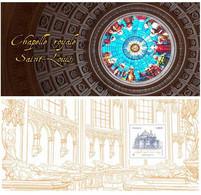 Souvenir Philatélique Chapelle Royale Saint-Louis (2021) Neuf** - Blocs Souvenir