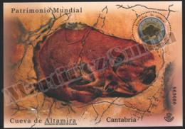 Spain - Espagne 2015 Yvert 4679, Numismatics. World Heritage, Cave Of Altamira - Miniature Sheet - MNH - 2011-... Ongebruikt