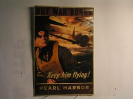 Spectacle > Cinema > Affiches Sur Carte - Pearl Harbor - Posters Op Kaarten