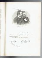 AUGUSTE ET LOUIS LUMIERE PHOTOGRAPHIE CINEMA BESANCON LYON BANDOL PORTRAIT AUTOGRAPHE BIOGRAPHIE ALBUM MARIANI - Autres