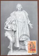 Carte Maximum 1992 Museo Vela Ligornetto EUROPA Maxikarte Card Suisse Maxicard - Cartes-Maximum (CM)