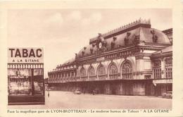 "69   LYON   BROTTEAUX   Le Morderne Bureau De Tabacs ""A La Gitane "" - Lyon 6"