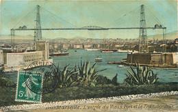 13  MARSEILLE   L'Entrée Du Vieux  Port Et Le Transbordeur - Alter Hafen (Vieux Port), Saint-Victor, Le Panier