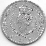 *monnaie De Necessite Narbonne 10 Centimes   1920  (22) - Monetari / Di Necessità