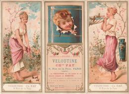 ***  VELOUTINE CHARLES FAY  - Paris  9 Rue De La Paix TTB - Sonstige