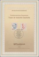 ETB 09/1991 Frauen Der Geschichte: Scholl, Von Suttner - FDC: Covers