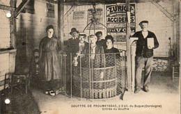 D24  GOUFFRE DE PROUMEYSSAC  Entrée Du Gouffre - Sonstige Gemeinden