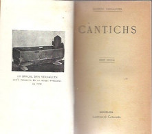 CANTICHS       MOSSEN CINTO VERDAGUER - Philosophy & Religion