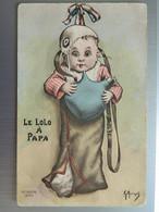 PATRIOTIC                             LE LOLO A PAPA      G MORINET - Heimat