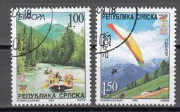 Servische Republiek  Europa Cept 2004  Type A Gestempeld - 2004