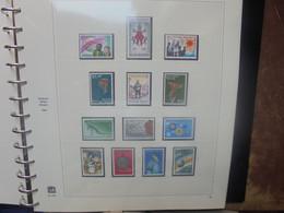 """START 1 EURO ! BELGIQUE 1966-1973 NEUVE** ALBUM"""" SAFE"""" COMPLET !!! (3214) 3 KILOS - Collections"""