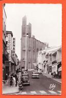 VaV068 ⭐ ROYAN (17) Ménage-Droguerie Rue ALSACE-LORRAINE Au Fond Eglise Automobiles 1964 à MARENS SNCF Clichy - Royan