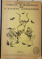 CHEL Lessines  - Annales Tome  IV - 1989/1990 - Belgio
