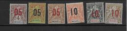 Mohéli N° 17 à 22** Neuf Sans Charnière - Unused Stamps